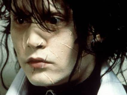 Close Up of Edward