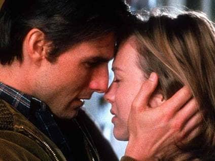 Tom Cruise and Renee Zellweger