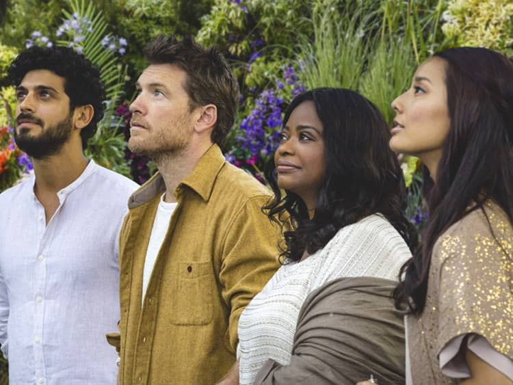 The Shack Cast