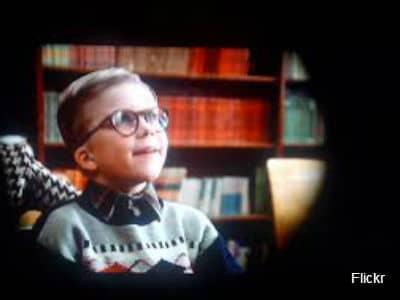 Ralphie Christmas Story Movie