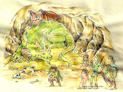 Hobbit wiki Dragon hobbit couleurs