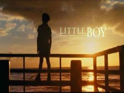 little boy movie trailer emily watson ben chaplin