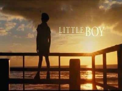 little boy movie trailer emily watson ben chaplin