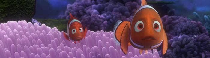 Finding Nemo Marlin