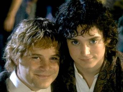 Frodo and Sam
