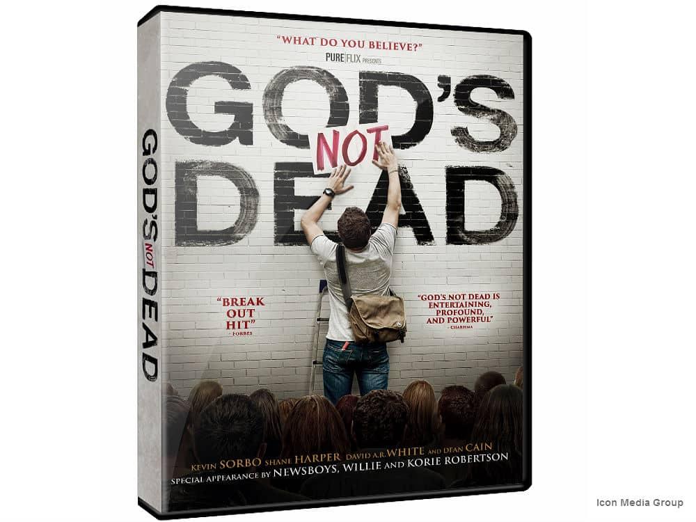 God's Not Dead DVD