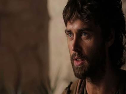 joe doyle, playing Judas Iscarot, killing Jesus movie