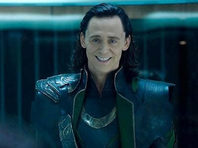 Loki Smiling