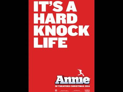 Annie It's a Hard Knock Life