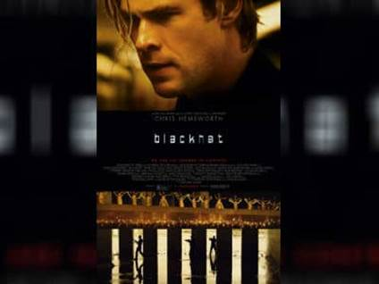 Blackhat Movie Poster