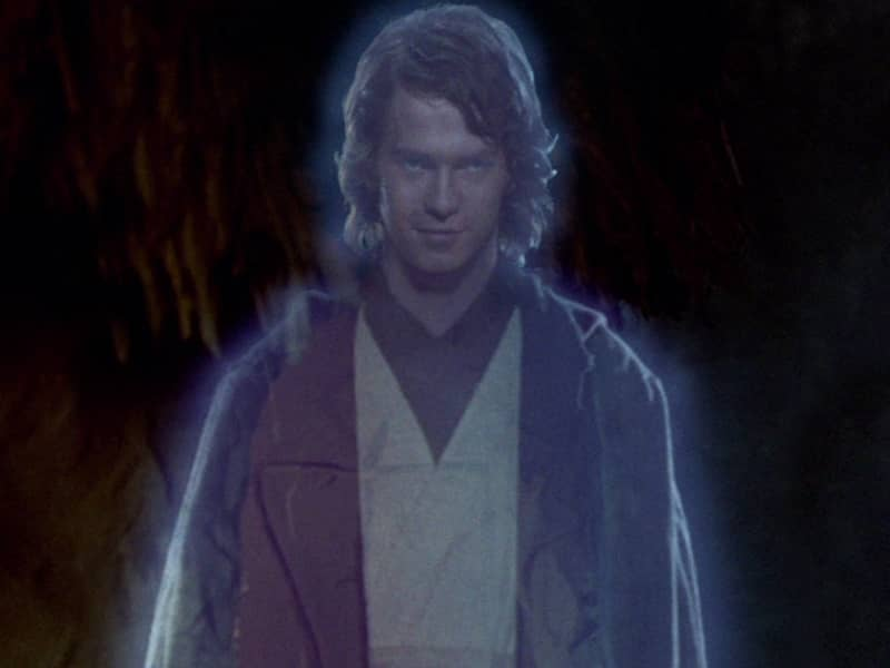Anakin Force Ghost