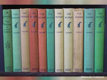 Editions of the Hobbit