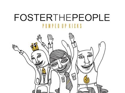 Foster the People Album Cover