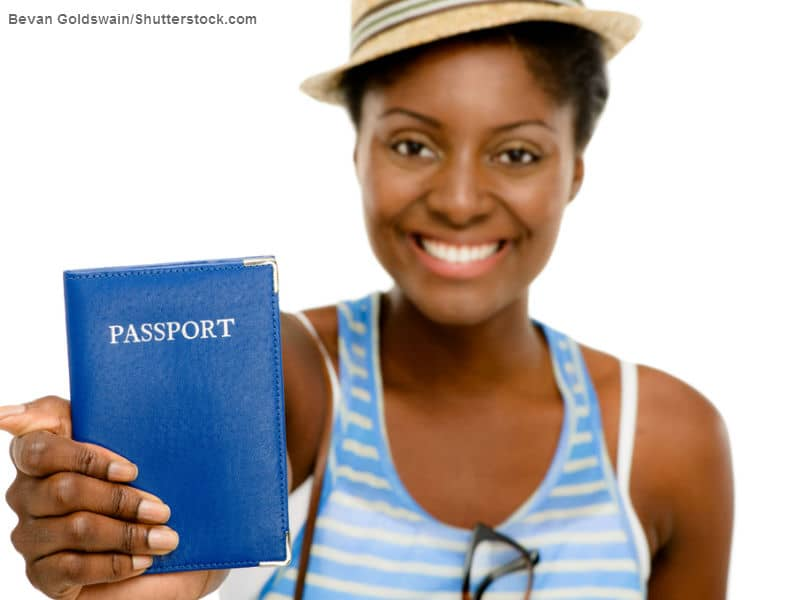Tourist Passport