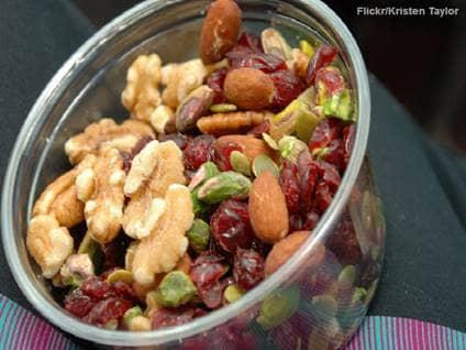 nuts - snacks