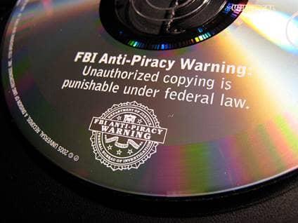 Piracy Warning