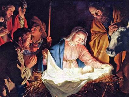 jesus birth