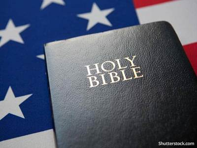 christian-bible-on-flag