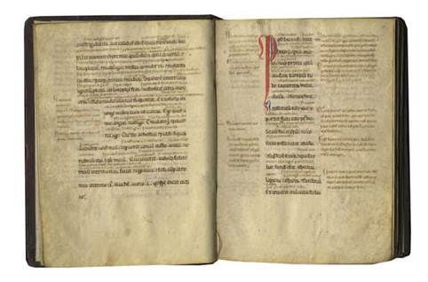 15  idda collection   vulgate bible gospel of mark 2  l