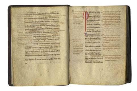 15  idda collection   vulgate bible gospel of mark 2  l