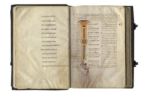 16  idda collection   vulgate bible apocalypse and catholic epistles 1  l