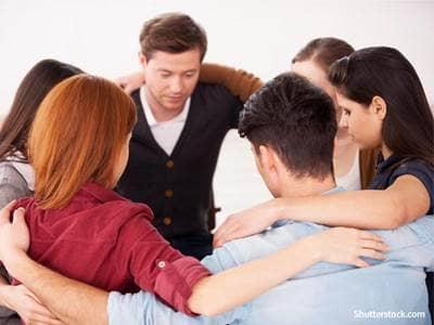 religion group prayer