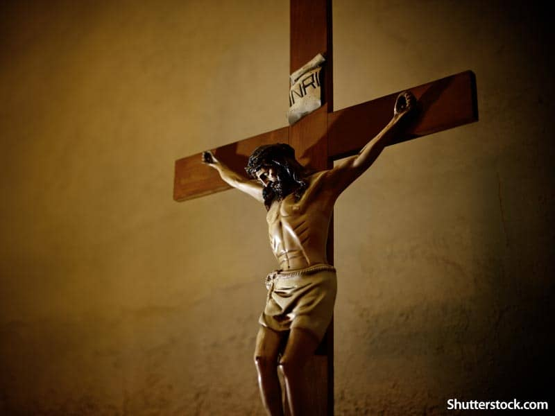 Religion jesus crucifix