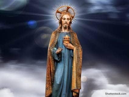 Religious Jesus heaven