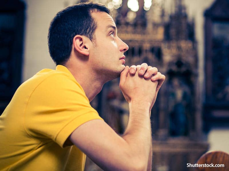Does God Care If I Don't Go to Church? - Beliefnet