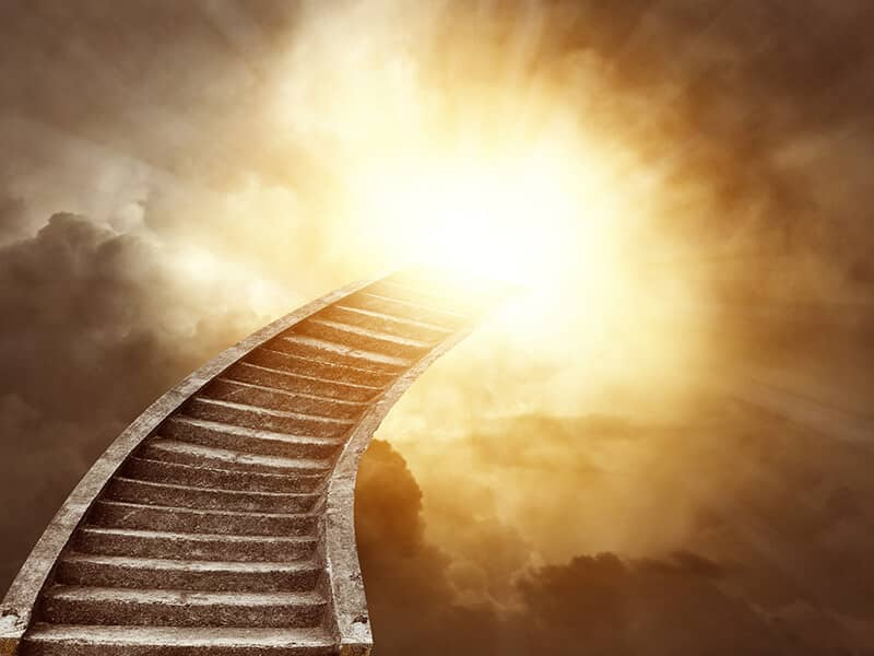 Steps to Heaven.