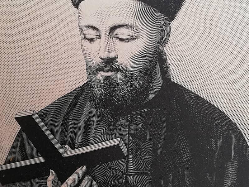 Saint John Gabriel Perboyre