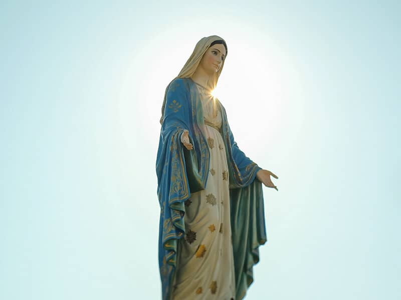 The Virginia Mary