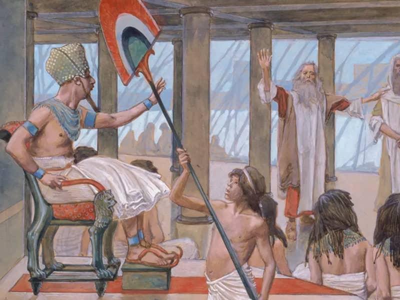 Pharaoh Exodus