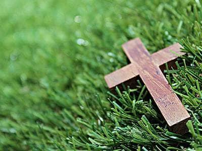 faith-christian-cross-grass-wooden
