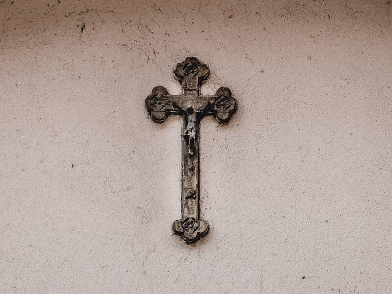 faith-christian-cross-wall-stucco-crucifix