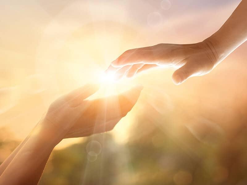 Christian Hands