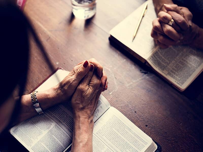 bible study prayer