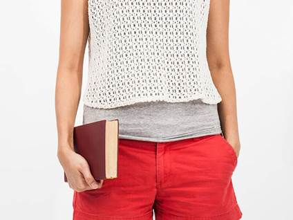 Faith Christian Teen Girl