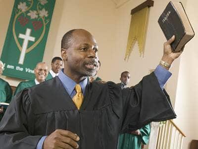 Church Pastor