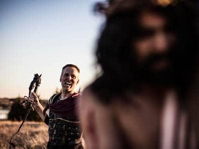 Jesus Flogged