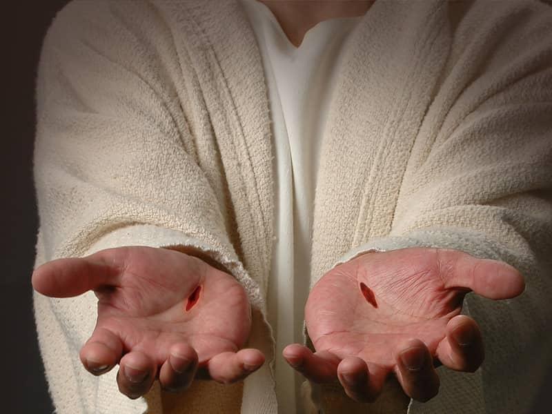 Jesus' Hands