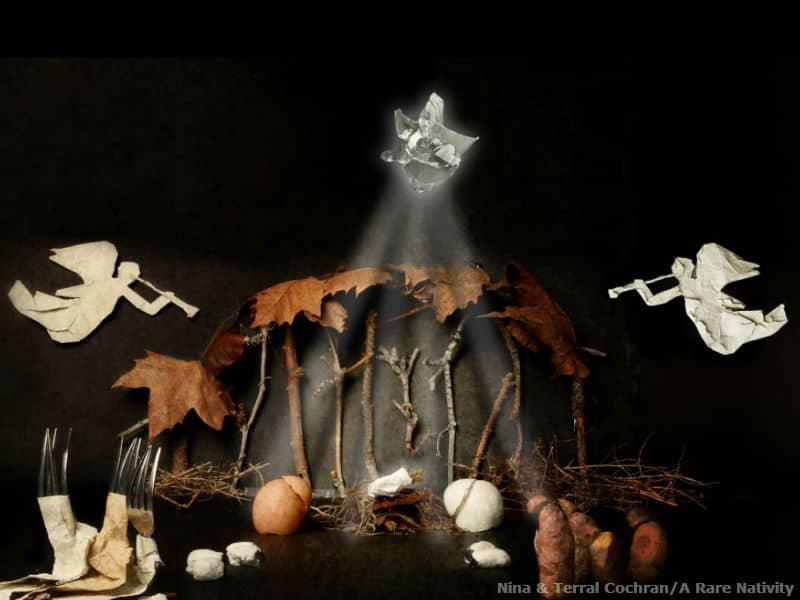 A Rare Nativity