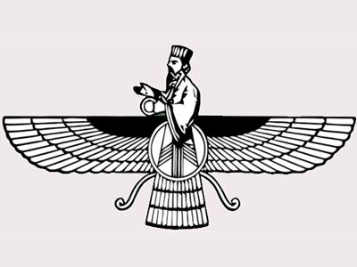 zoroastrianism symbol