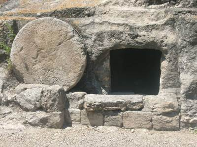 Rolled Tomb