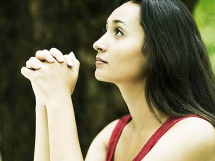 Woman Prayer