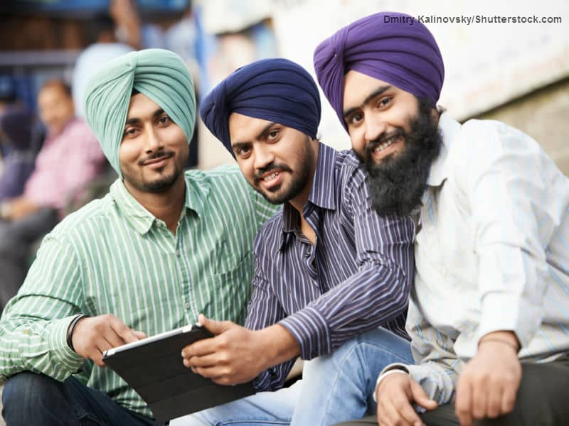 Sikh Men