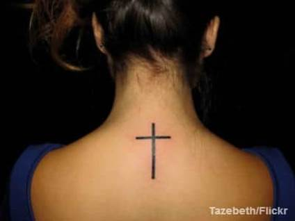 7 Types Of Christian Tattoos By Genice Phillips L Christian Tattoo L