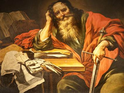Apostle Paul Saul