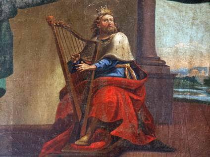 King David Bible