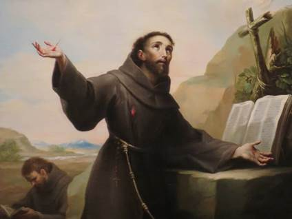 St. Fancis of Assisi